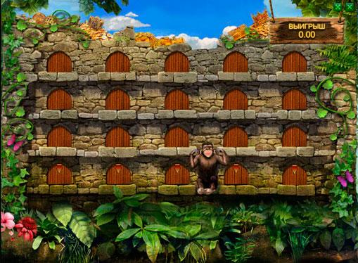 スロットボーナスゲームHappy Jungle